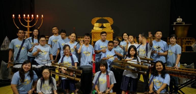 Pelayanan Di Glorius Hall